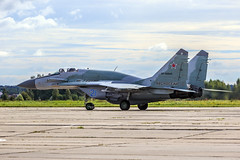 MiG-29SMT (RealHokum) Tags: mikoyan mig29 mig29smt 919 fighter fulcrum russianairforce airshow aircraft airplane army2016 30mm kubinka