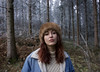 Série 1 (Louise Lemettais) Tags: portrait auto ok moche rouge december canon amour photographe girl forest wodds normandie green orange red