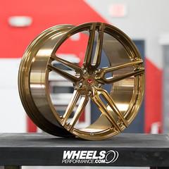Vossen Forged HC-1 (WheelsPerformance) Tags: wheelsperformance wheels wheelsp wheelsperformancecom wheelsgram vossen vossenwheels hc1 monoblock forged madeinmiami polished bronze