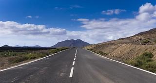 Pozo Negro Road