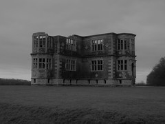 Lyveden New Bield (Oxford Murray) Tags: ruin nt heritage elizabethan nationaltrust lyveden renaissance northamptonshire history manor oxfordmurray architecture historical winter grey