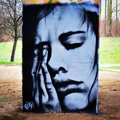 #monday, don't be #sad / #Art by #Iota - #brussels #Belgium #streetart #graffiti #streetartbel #streetart_daily #urbanart #urbanart_daily #graffitiart_daily #graffitiart #streetarteverywhere #mural #wallart #bxl #ilovestreetart #igersstreetart #igersbe @i