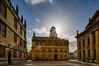 Sheldonian Theatre - Oxford, England (dejott1708) Tags: sheldonian theatre oxford england great britain united kingdom hdr architecture