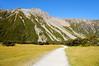 Start of the Hooker Valley hike, Mount Cook (Aoraki) / New Zealand (anjči) Tags: newzealand laketekapo tekapo lakepukaki pukaki mountcook aoraki