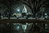 Changing Times. Washington, D.C. (January 18, 2017) (Thomas Cluderay) Tags: washingtondc washingtonian washington dc capitol reflection inauguration city urban landmark photography themall
