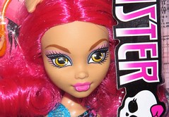 Ghoul Fair Howleen Wolf (The Doll Cafe) Tags: monsterhigh ghoulfairhowleenwolf howleen howleenwolf chw70