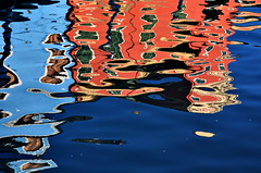- (klaus53) Tags: venezia venice burano reflection colours nikon