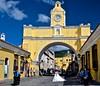 """Overseas Adventure Tours"", ""Route of the Mayas"", Antigua, Guatemala, El Arco, the Arch, bride, (David McSpadden) Tags: overseas adventure tours route mayas antigua bride elarco guatemala thearch"