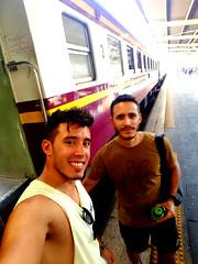 Hua Lamphong Railway Station - Bangkok (crslandia) Tags: bangkok thailand skybar lebua tower ayutthaya hualamphong railway asiasoutheast