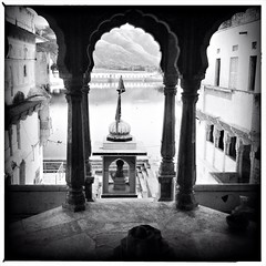 India series (Nick Kenrick..) Tags: temple rajasthan lake pushkar india hindu