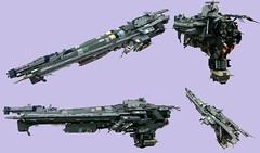 Photoshop templates (Malydilnar) Tags: lego sci fi halo space