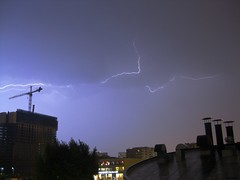 Lightning! (Captured with chdk) ((Jessica)) Tags: chicago storm weather illinois midwest thunderstorm lightning lightningbolt lightningstrike pw chdk
