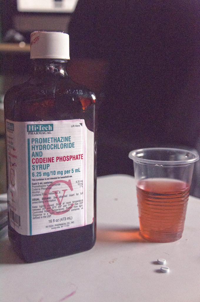 how to get promethazine codeine syrup over the counter