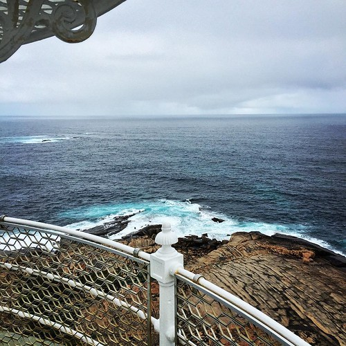 #Ocean view from the #Lighthouse  #CapeLeeuwin #WesternAustralia #outsideisfree