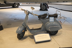Canadian Aviation and Space Museum (lmwdesign) Tags: ontario canada museum vespa ottawa capital fujifilm 27mm casm xe2 canadianaviationandspacemuseum