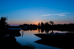 Sunset (Bullit78) Tags: sunset italy geotagged reflex tramonto ita veneto caorle casoni fabriziocuozzophoto geo:lat=4562912732 geo:lon=1289288522