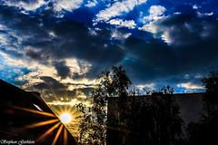 Hinter den Mauern/ Behind the walls (Stephan Gthlein Fotografie) Tags: sunset sun berlin clouds germany landscape deutschland sonnenuntergang natur wolken sonne landschaften ndfilter alttreptow naturbeobachtung