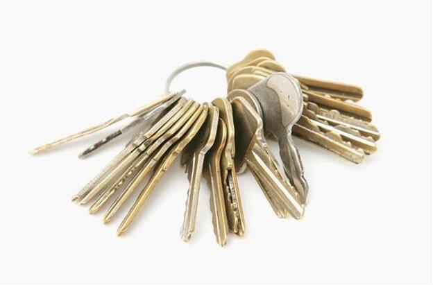 5Đến cả chìa khóa cũng tốn rất nhiều tiền đấy!