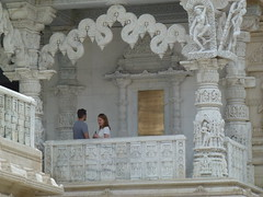 BAPS Shri Swaminarayan Mandir in Neasden 1 August 2015 (kiranparmar1) Tags: london temple 1 august hindu mandir baps shri 2015 swaminarayan neasden swaminarayanmandir manir