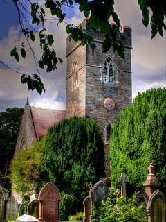 St Mary's Church, Whitchurch, Cardiff