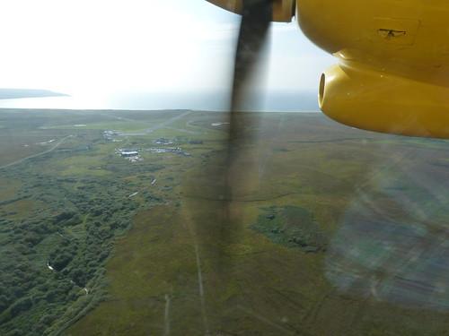Hebridean Air, G-HEBS, BN-Islander, islay