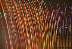 fountain (brown_theo) Tags: fountain bicentennial park columbus ohio downtown christmas lights