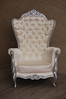 "Chair ""Baron"" LE6, №1 scale 1:4 (JuliaGart) Tags: furniture furniturefordolls for sybarite furnitureforthesybarite fs order superfrock scale 14 julia juliagart gartung chair"