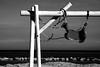 Altalena (luporosso) Tags: swing altalena mare sea inverno winter bianconero biancoenero blackandwhite blackwhite bn bnw bw monocromatico monochrome monocromo monochromatic monocrome blancoynegro noiretblanc
