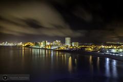 Desde el hotel Galúa (Vincent [Vicente Martínez]) Tags: lamanga murcia nocturnas lamangadelmarmenor