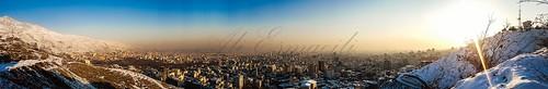 Dach von Teheran
