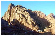 Puncak Terindah Gunung Sinai (novelarselia) Tags: wisata muslim syariah alaqsha 10 perintah allah di gunung sinai cerita