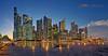 Singapore CBD @ Marina Bay (Vin PSK) Tags: singapore cbd marinabay centralbusinessdistrict