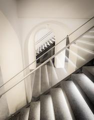Stairway (fransvansteijn) Tags: rood