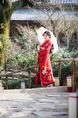 Model:ニル狐さん (kanon_7) Tags: portrait ポートレート 振袖