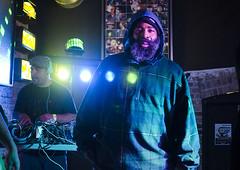 2. Kool Keith_9130 (Funky Bitch Photography) Tags: loganarcade arcadebar holidayparty hiphop rap party arcade koolkeith concertphotography concert show music livemusic livemusicphotography eventphotography sharkula