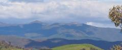 Mt Stromlo views, Camels Hump, left, Pierces Trig. (BRDR images) Tags: australia australiancapitalterritory canberra mt stromlo tidbinbillarangepanorama tidbinbilla tidbinbillapeak camelshump piercestrig australianlandscape