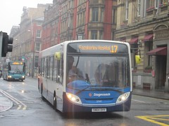 Stagecoach M&SL 27147 SN64OHV Victoria St, Liverpool on 17 (1280x960) (dearingbuspix) Tags: stagecoach stagecoachnorthwest stagecoachmerseyside stagecoachmerseysidesouthlancashire 27147 sn64ohv