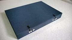 WP_20131213_001 (ateliê Perita Manus encadernação e caixas) Tags: caixa em seda fecho japonês