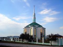 Заитовская соборная мечеть (г. Октябрьский)