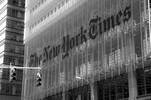 The New York Times, From FlickrPhotos