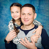 Алиска и Евгений (MissSmile) Tags: misssmile portrait memories sweet smiles embrace child kid girl dad daddy father studio square