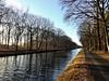 Canal Dessen - Schoten (Mono Andes) Tags: belgium bélgica canaldessenschoten vlaanderen oudturnhout flandes bicicleta