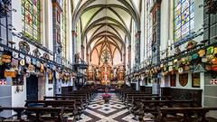 Candle chapel (Sucherauge) Tags: church architecture chapel catholic candlechapel tse tse17 kevelaer 1ds