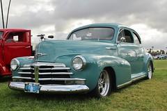 Road Kings Car Show 2016 (USautos98) Tags: 1947 chevrolet chevy fleetmaster aerosedan hotrod streetrod custom