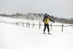 Windmühlenfreistil (all martn) Tags: schnee snow winter langlauf langlaufen cross country skiing ski hohe tour erzgebirge osterzgebirge krusne hory ore mountains