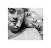 lacrima, -ae, (f.) (xzwillingex) Tags: twins identicaltwins portrait selfportrait blackandwhite bw people