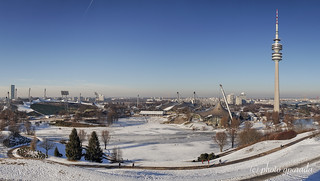 Winter Impressions III - Munich Olympic Area