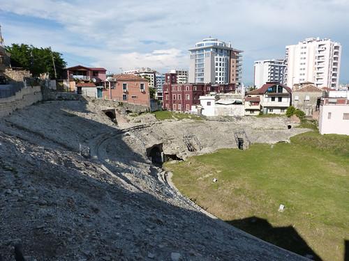 Durrës, Római amfiteátrum