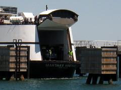 Oak Bluffs shore, Martha's Vineyard MA (Boston Runner) Tags: beach ferry pier dock massachusetts marthasvineyard oakbluffs capecode 2015