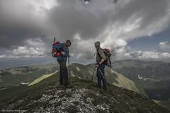 dal Monte Rotondo, sullo sfondo monte Cacamillo (PGB71) Tags: parco monte marche nazionale sibillini escursione rotondo